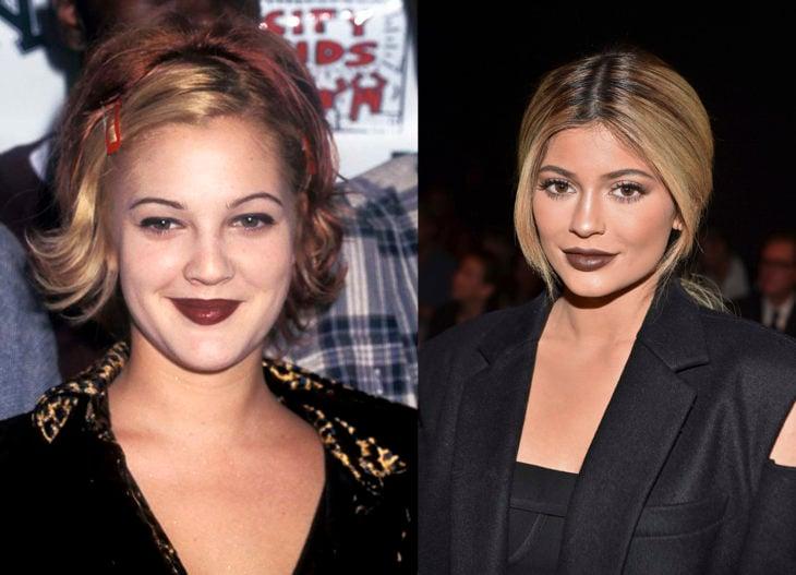 Moda de antes vs moda de ahora