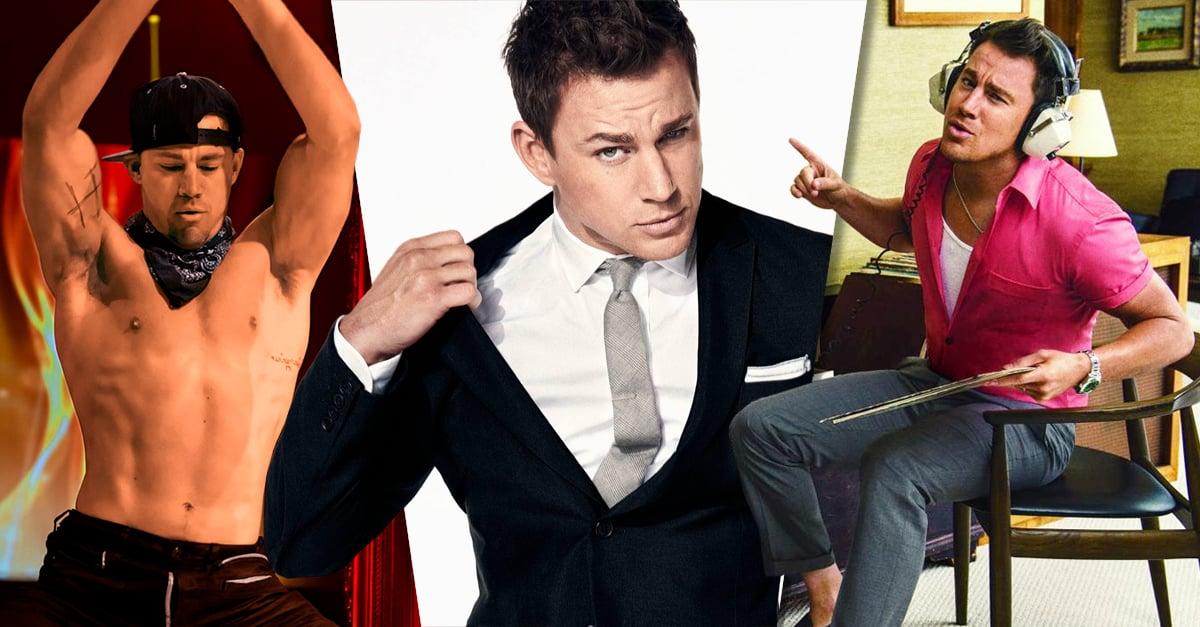 10 Razones para enamorarte de Channing Tatum, por si todavía no lo adoras