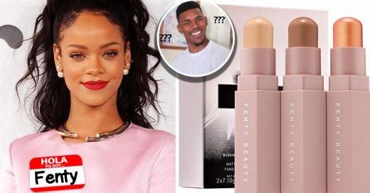 Rihanna llamó Fenty a su línea de maquillaje porque así se llama