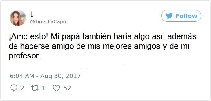 COMENTARIO EN TWITTER