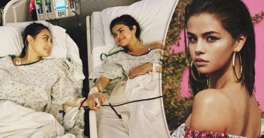Selena Gomez recibió un trasplante de riñón y lo compartió en su Instagram