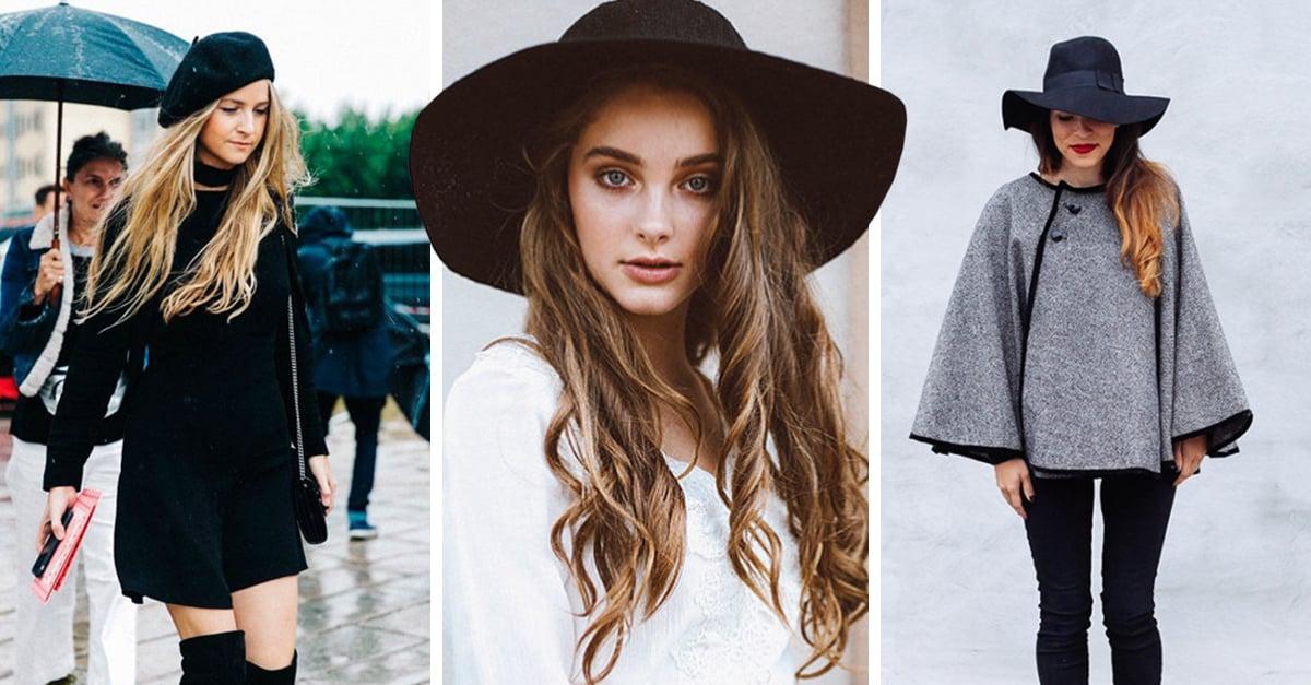 Sombreros que necesitas agregar a tus outfits