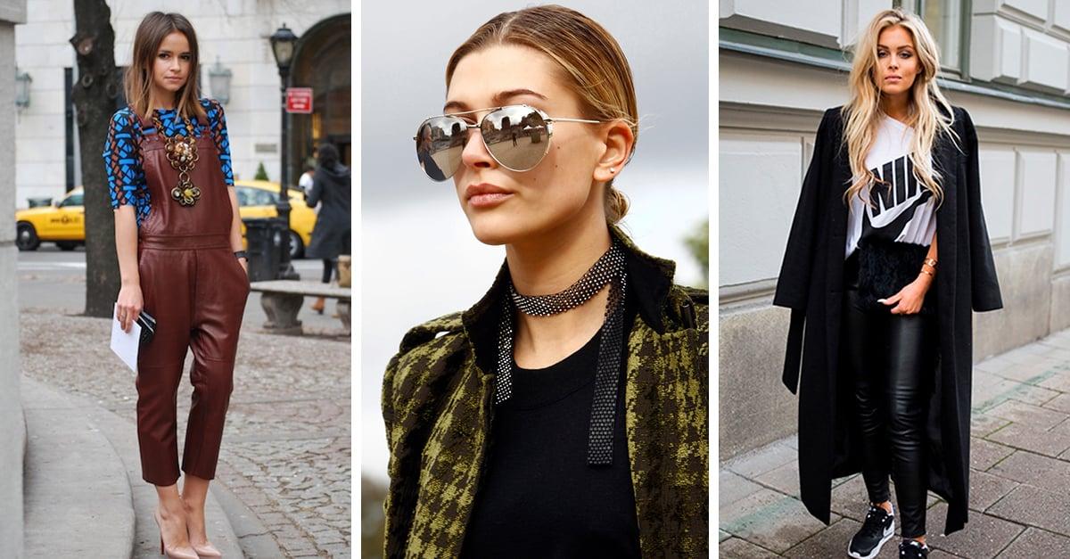 Estilos que debes seguir si quieres convertirte en una reina del Street Style