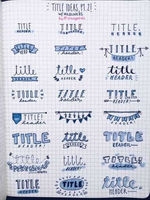 Tips para decorar tus cuadernos
