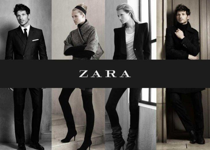 chicas modelando para marca de ropa
