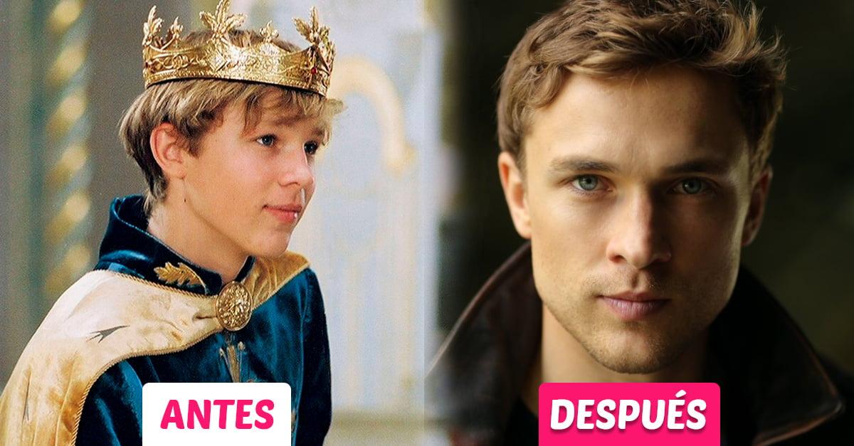 Así lucen los protagonistas de Narnia doce años después del estreno