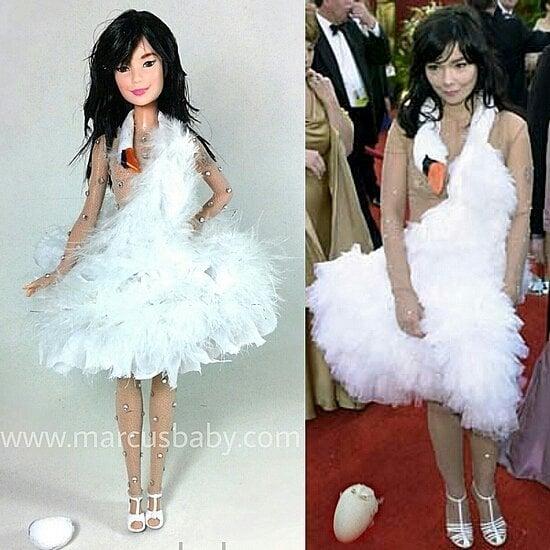 muñeca de Björk