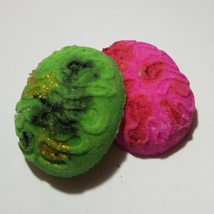 cerebros de colores