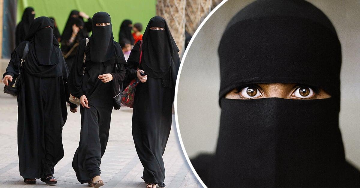Cosas que no pueden hacer las mujeres de Arabia