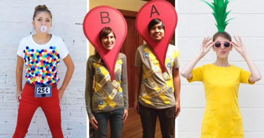 15 Disfraces de Halloween que puedes hacer en menos de 5 minutos; que nadie arruine esa fiesta