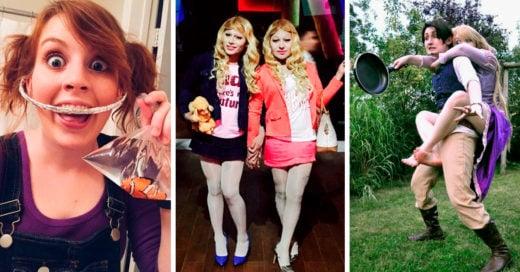 30 Fabulosos disfraces inspirados en películas famosas