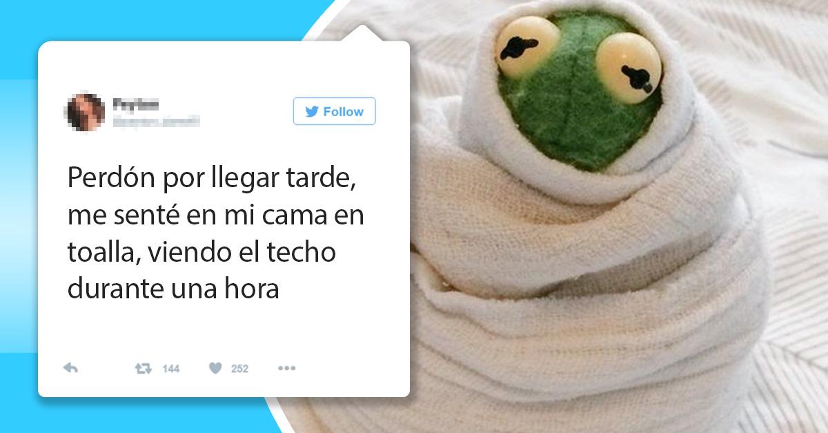 14 Divertidos tuits que son el remedio a cualquier tristeza