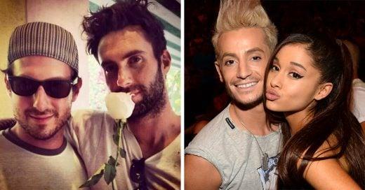10 Celebridades que tienen hermanos gays y los apoyan