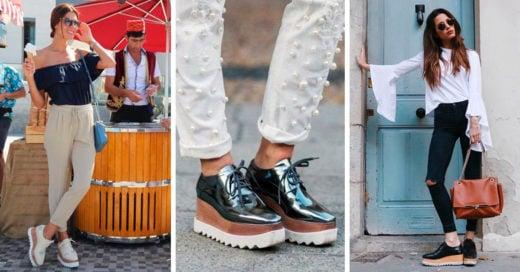 24 ideas de outfits para lucir con estilo tus flatforms
