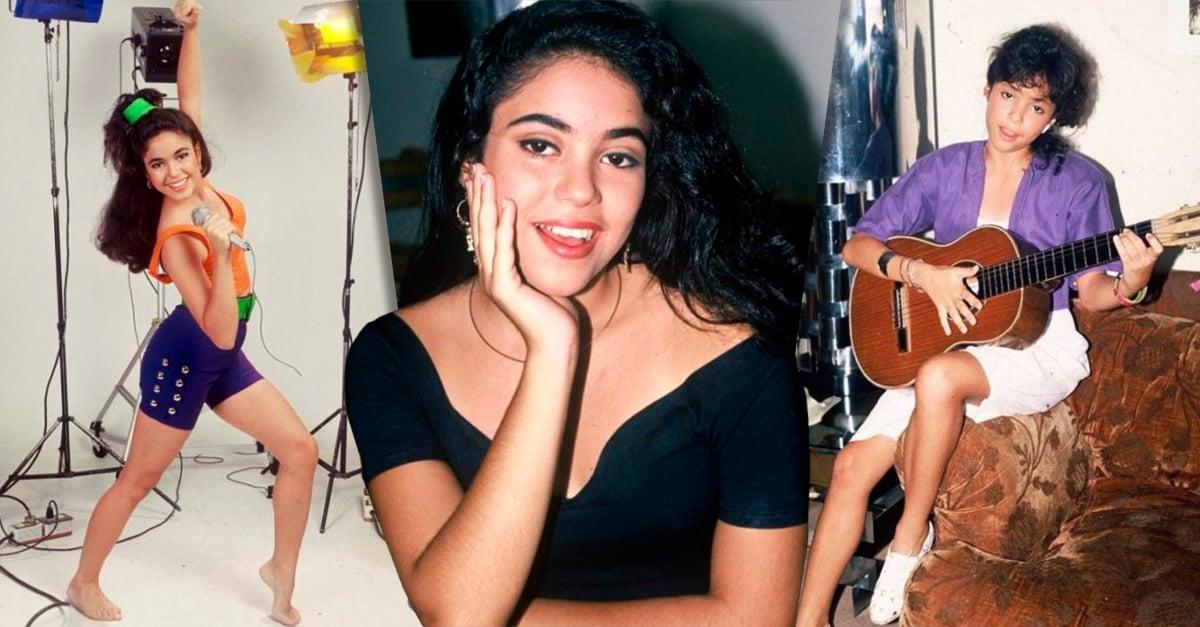 15 Fotografías que muestran el gran cambio que ha sufrido Shakira
