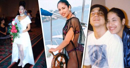 20 Increíbles fotografías de la vida privada de Selena que nunca habías visto