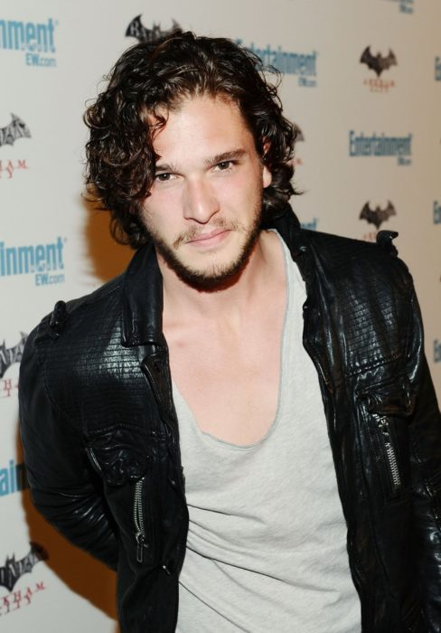 kit harington fan de harry potter