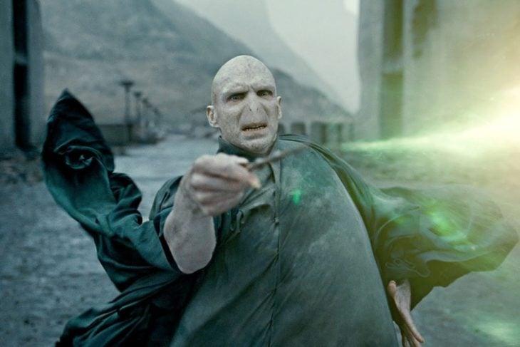 Personaje malvado de la saga Harry Potter