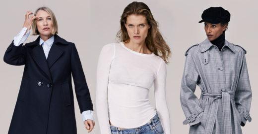 Zara lanza la campaña Timeless con modelos que rebasan los 40 años