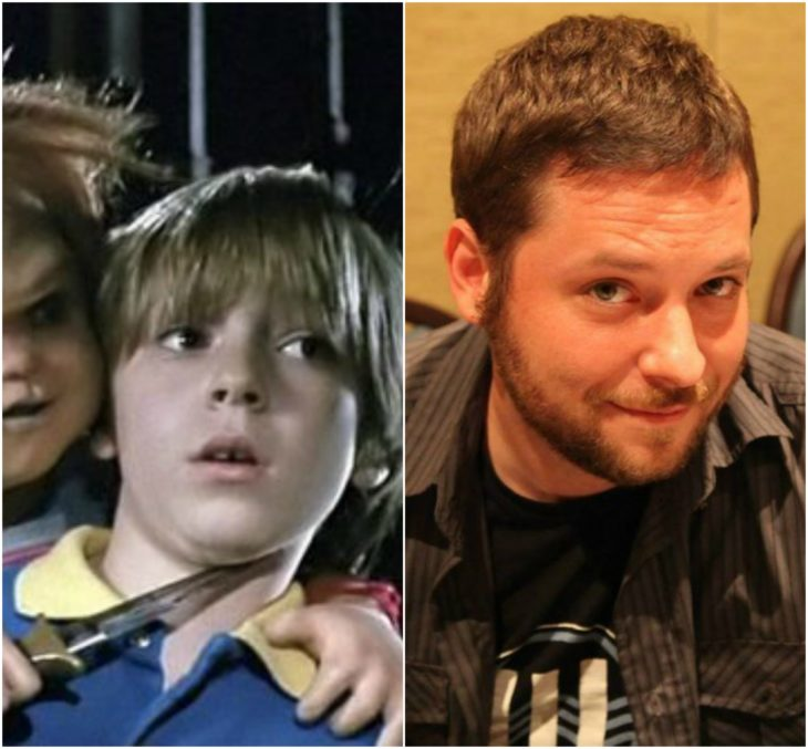 niños películas de terror