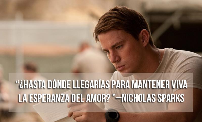 20 Frases De Nicholas Sparks Para Las Almas Románticas