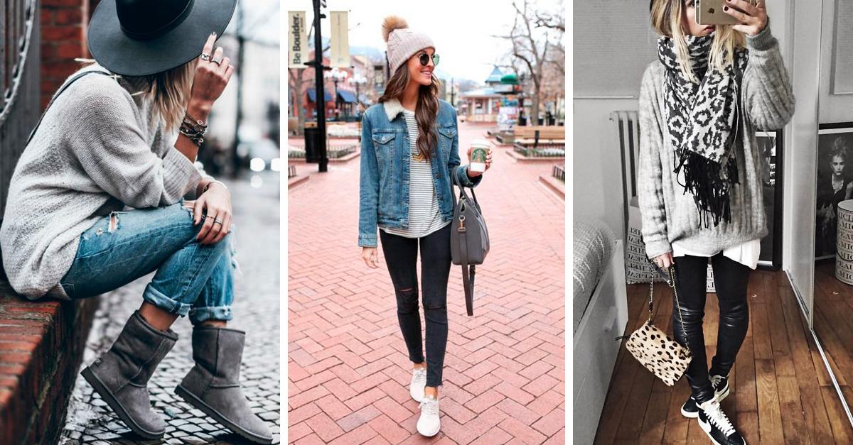 15 Outfits ligeros para combatir el frío de invierno; el glamour ante todo