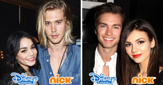 7 Parejas que nacieron entre estrellas de Disney y chicos Nickelodeon