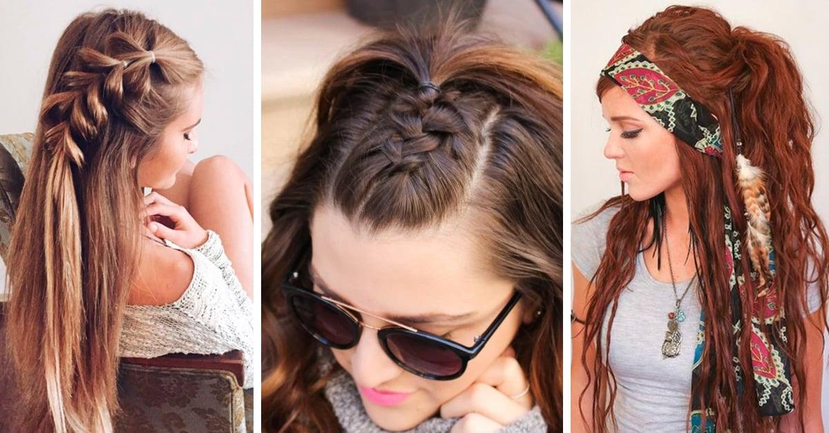15 Peinados Que Te Haran Lucir Hermosa En La Universidad