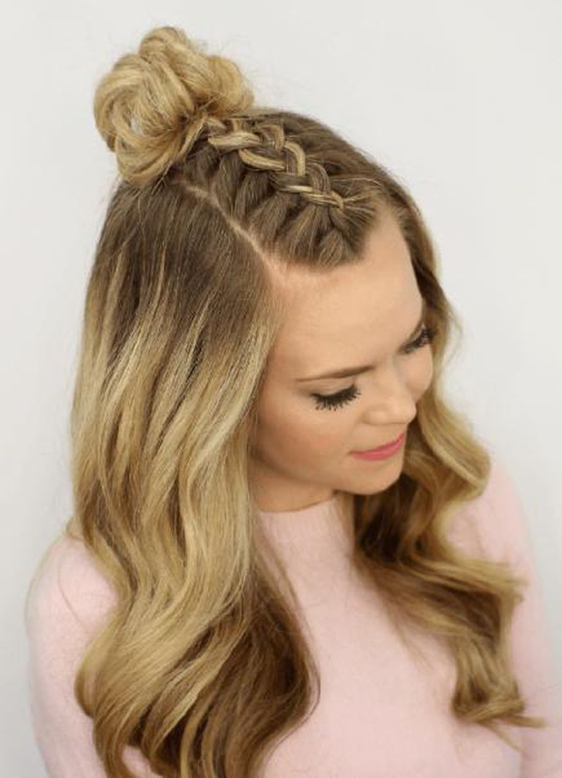 15 peinados con los que ser una tarea imposible pasar desapercibida radiomejor - Peinados para hacerse una misma ...