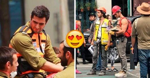 Rescatistas israelíes