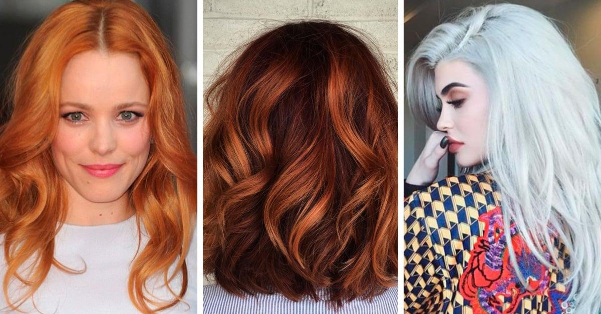 15 Tonos de cabello que serán tendencia este otoño