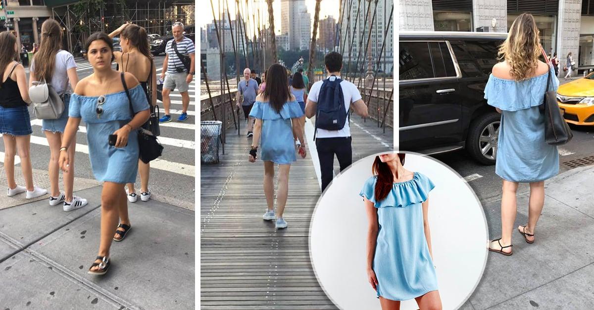 Este es el vestido más popular del mundo y es probable que lo tengas en tu guardarropa