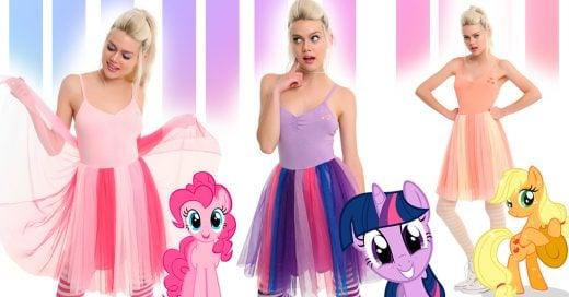 Estos vestidos inspirados en My Little Pony son todo un sueño hecho realidad