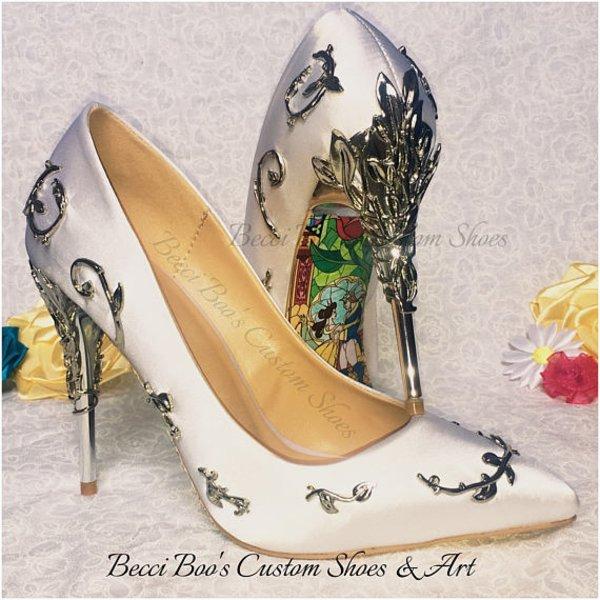 zapatillas bella y bestia 1