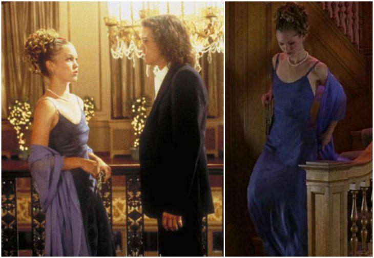 10 cosas que odio de ti vestido de kat