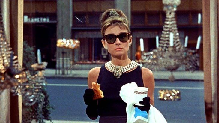 Audrey Hepburn Wayfarer lentes