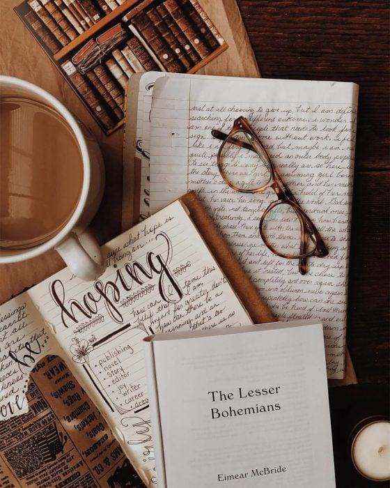 Beneficios escribir un diario
