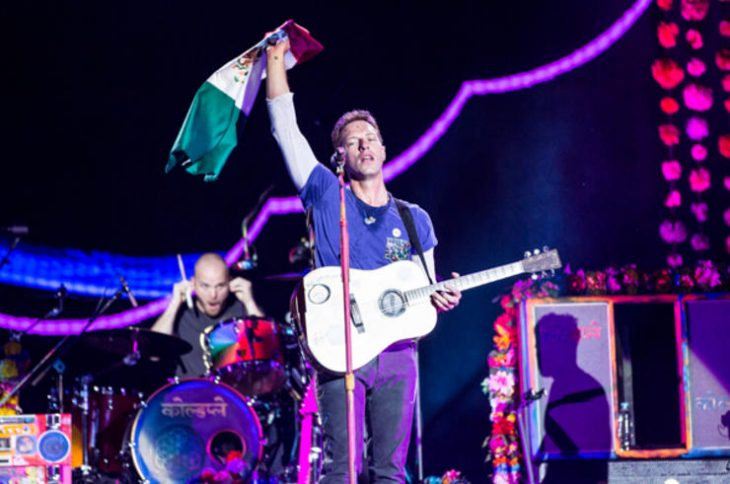 Coldplay transmisión