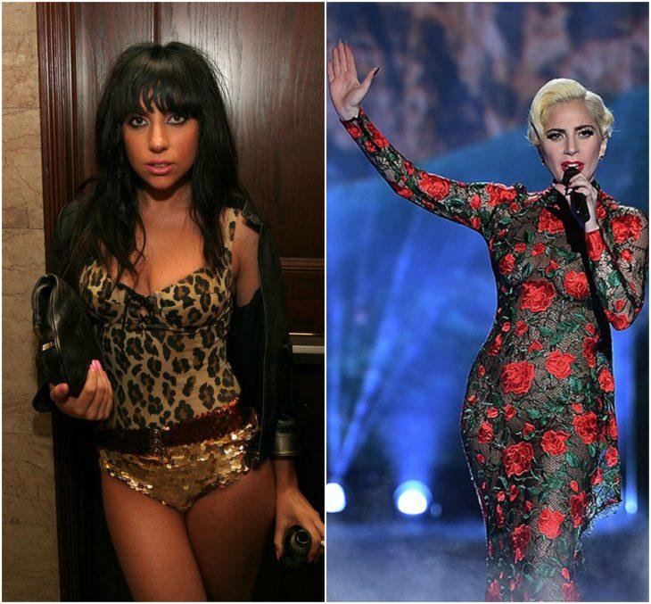 Lady Gaga 2007/2017