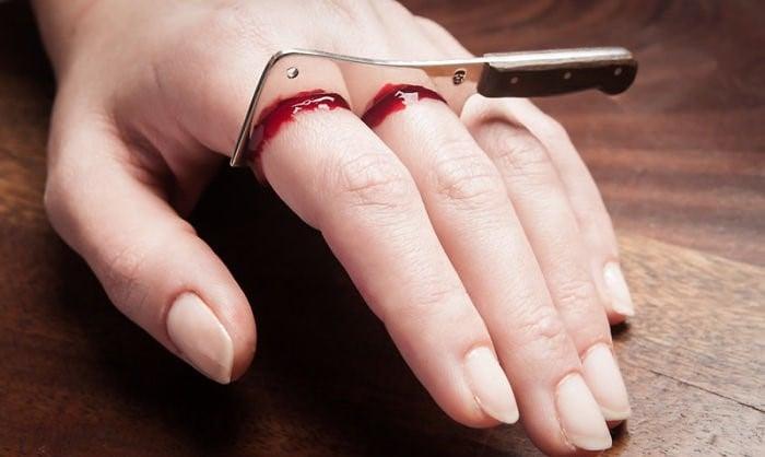 anillo corta dedos