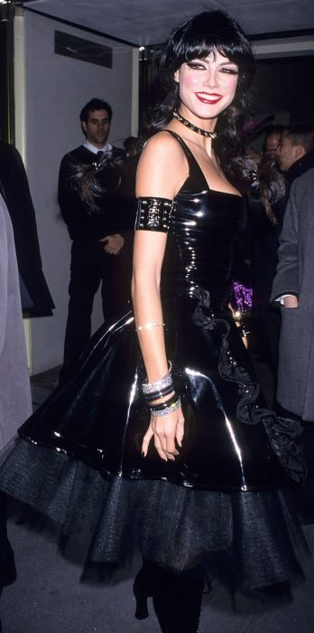 Heidi Klum at Halloween Party in Manhattan - October 31st 2000
