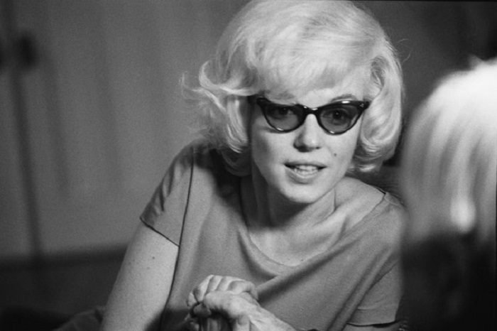 marilyn monroe cat eye lentes