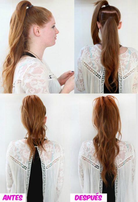 trucos de cabello