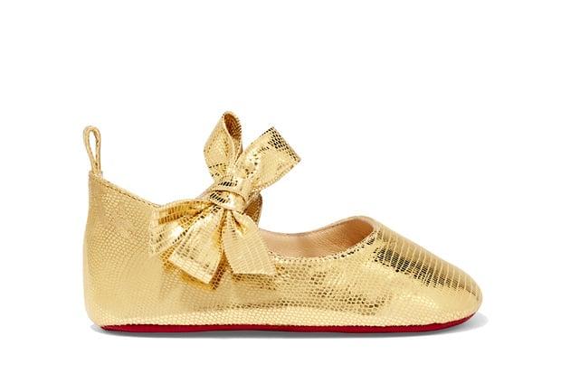 Louboutin zapatos bebes