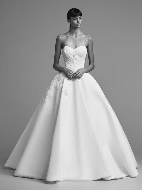 Vestido de novia de Viktor & rolf