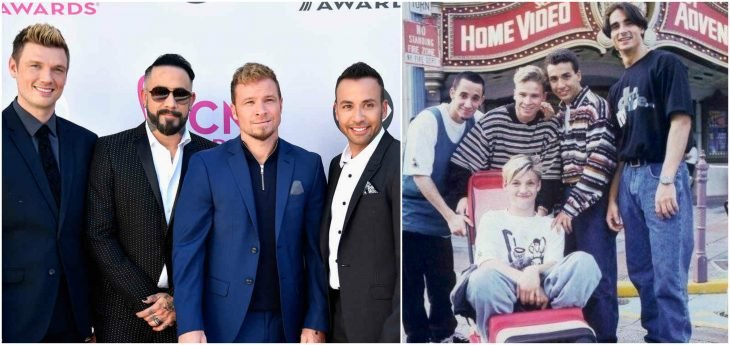 backstreetboys jovenes y adultos