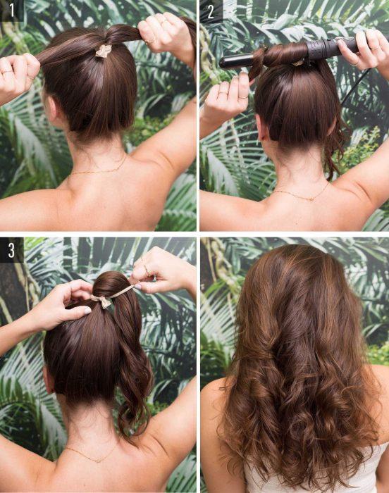 trucos del cabello