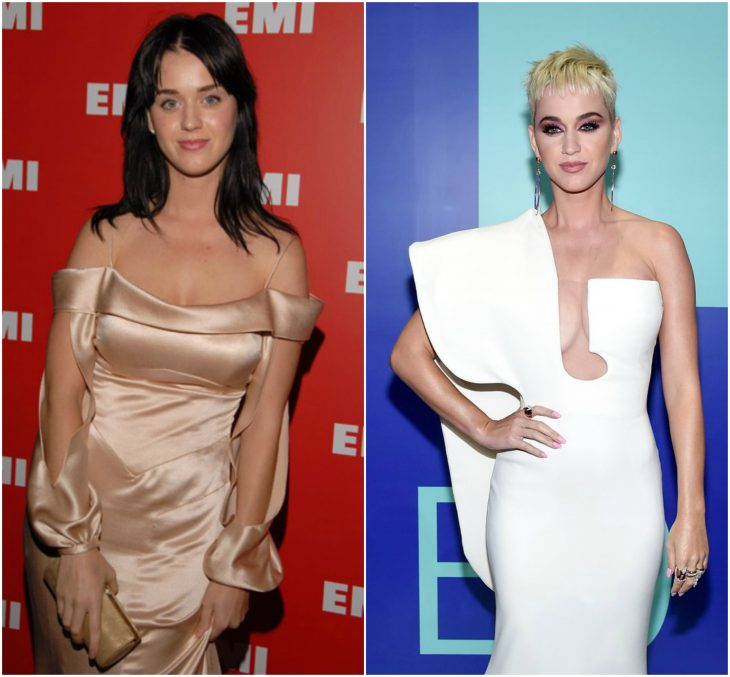 katy Perry 2007/2017