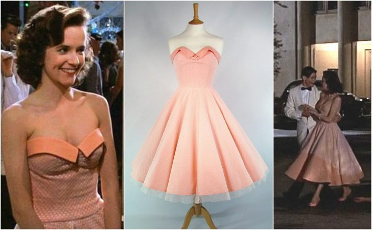 back to the future lorraine dress