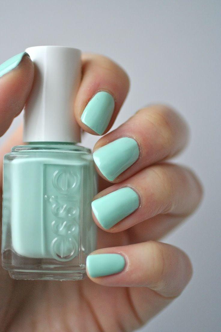 Que simbolizan las tonalidades pastel en tu manicura